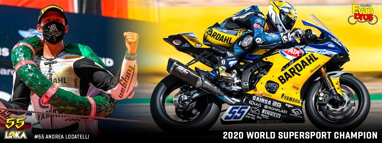 WSSP 2020 World Champion EvanBros Loka
